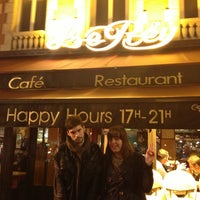 Photo taken at Le Rey by Arno F. on 4/11/2013