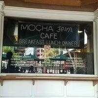 Photo taken at Mocha Java Cafe by Luu T. on 10/10/2016