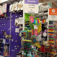 Photo taken at Party City by Luu T. on 8/13/2016
