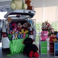 Photo taken at V. Group Honda Cars by chamai c. on 8/24/2014