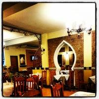 Photo taken at Kafta Restaurant by Tomek S. on 7/9/2013