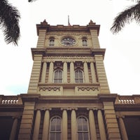 Photo taken at Hawaii Supreme Court Law Library by Matthew P. on 9/27/2014