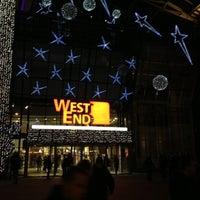 Photo taken at WestEnd City Center by János R. on 11/30/2012