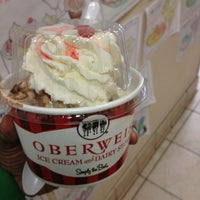 Photo taken at Oberweis Dairy by Terrance J. on 11/6/2012