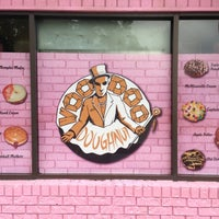 Photo taken at Voodoo Doughnut Too by Tim S. on 7/6/2013