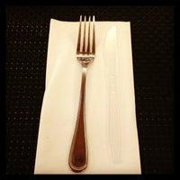 Photo taken at Brasserie La Vie by Courtney M. on 3/30/2013