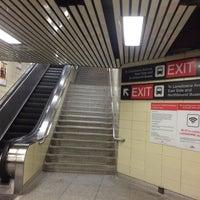 Photo taken at Lansdowne Subway Station by Katerina💠 on 5/30/2016