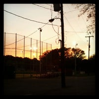 Photo taken at Donelson Baseball Field by Jennifer B. on 10/16/2012