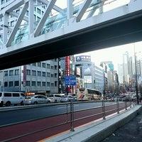 Photo taken at JR Shinjuku Sta. Kohshu-kaido Gate by ino r. on 12/28/2016