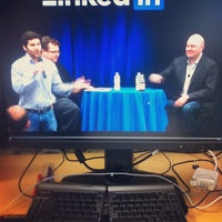 Photo taken at LinkedIn Building 2 by Nikunj K. on 11/1/2012