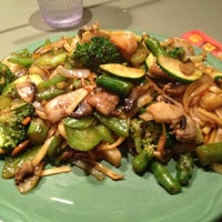 Photo taken at HuHot Mongolian Grill by Katie R. on 12/17/2012