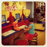 Photo taken at Build-A-Bear Workshop by L S. on 7/25/2013