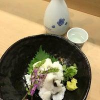 Photo taken at 濱喜久 by reiko o. on 10/22/2017
