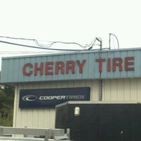 Photo taken at Cherry Tire by Kevin C. on 10/8/2012