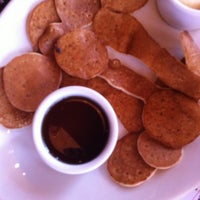 Photo taken at Lazy Dog Restaurant & Bar by Bernadette S. on 7/14/2013