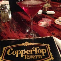 Photo taken at CopperTop Tavern by Dawn G. on 12/12/2012