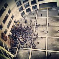 Photo taken at Bakırköy Adalet Sarayı by Alizée H. on 12/13/2012