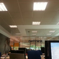 Photo taken at Netthink Isobar by Cheiber R. on 6/11/2013