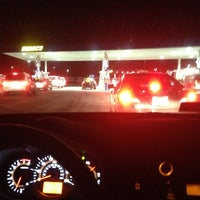 Photo taken at Sunoco by B J. on 2/18/2013