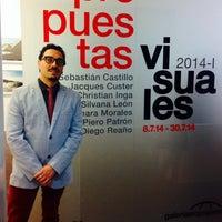 Foto tomada en Galería El Ojo Ajeno por Carlos N. el 7/9/2014