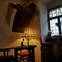 Photo taken at Egon Schiele Café by Vlad С. on 5/5/2017