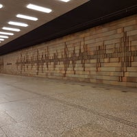 Photo taken at Metro =C= Roztyly by Vlad С. on 9/10/2017