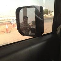 Photo taken at Emirates Petrol Station / falj Al Muaalla by Abdalla Nasir A. on 7/16/2013