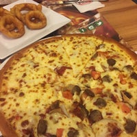 Photo taken at The Pizza Company by Abdalla Nasir A. on 9/9/2015