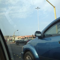 Photo taken at Prince Sultan & Al Batterjee Intersection by NOGA on 9/11/2013