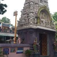 Photo taken at Sri Raja Rajeswary Temple by Dinesh J. on 5/20/2016
