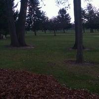 Photo taken at Swan Lake Resort by Dave R. on 10/25/2012