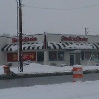 Photo taken at Steak 'n Shake by Dave R. on 12/29/2012