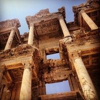 7/10/2013 tarihinde Sarah S.ziyaretçi tarafından Efes'de çekilen fotoğraf