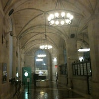 Photo taken at Federal Reserve Bank of New York by Antonia C. on 1/9/2013