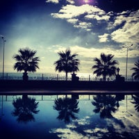 Photo taken at Crowne Plaza Antalya by Beyza Ç. on 1/13/2013