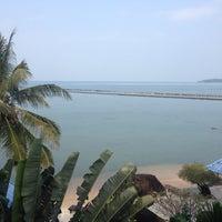Photo taken at Tharatip Resort by Polly G. on 1/24/2014