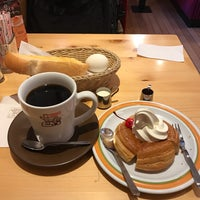 Photo taken at Komeda's Coffee by yan on 2/19/2017