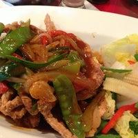 Photo taken at Thai Chef by Thomas P. on 5/25/2013