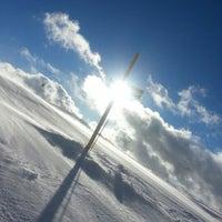 Photo taken at Duboka 1 by Vlada Z. on 1/31/2013