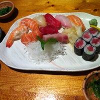 Photo taken at Umezono Japanese Restaurant by Jeannette kyungmin K. on 3/5/2013
