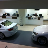 Photo taken at Global Imports BMW by Jnkm K. on 2/25/2013