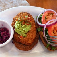 Photo taken at Veggie Grill by John C. on 3/8/2013