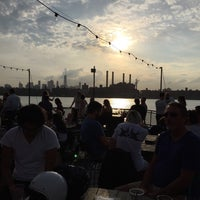 Photo taken at Brooklyn Barge by JM P. on 10/2/2016