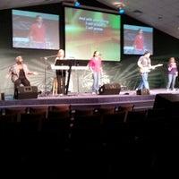 Photo taken at Community Christian Church by Jennifer H. on 1/26/2014