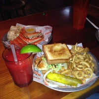 Photo taken at Hooters by Tamika T. on 11/11/2013