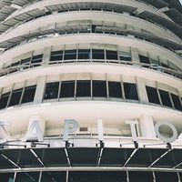 Photo taken at Capitol Records by Ryan F. on 4/17/2017