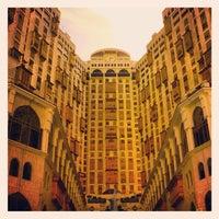Photo taken at Makkah Millennium Towers by Farhan M. on 10/23/2012