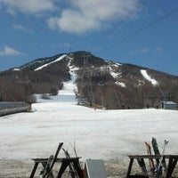 Photo taken at Jay Peak Resort by Wilson L. on 4/27/2013