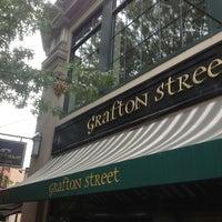 Photo taken at Grafton Street Pub by Wes M. on 10/7/2012
