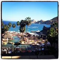 Photo taken at ME Cabo by Malia Y. on 2/17/2013